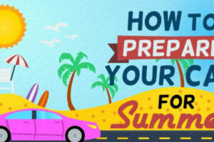 how to prepare your car for summer infographic 1